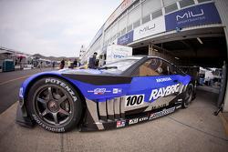 #100 Team Kunimitsu  Honda HSV-010 GT