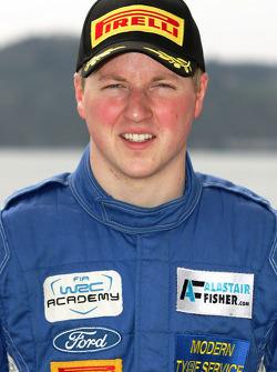 Alastair Fisher, Ford Fiesta R2