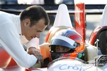 Stéphane Sarrazin and Nicolas Minassian