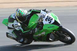 38-Xavier Demarey-Kawasaki ZX 10R-Warm Up # 60 Compiegnes