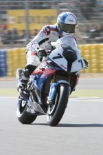 7-Sebastien Gimbert-BMW S1000 RR-BMW Motorrad France Team Thevent