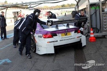 Martin Tomczyk, BMW M3 DTM, BMW Team RMG