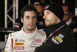 Alvaro Parente and Frédéric Makowiecki