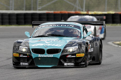 #18 BMW Team Vita4one BMW Z4 GT3: Yelmer Buurman, Michael Bartels