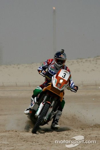 #3 KTM: Marc Coma
