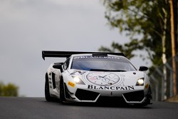 #24 Reiter Engineering Lamborghini Gallardo LP600: Peter Kox, Darryl O'Young