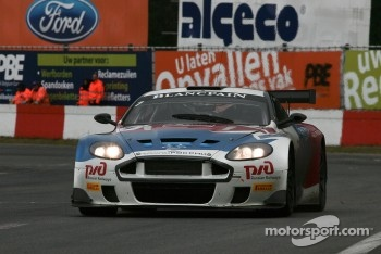 #7 Valmon Racing Team Russia Aston Martin DBRS9: Alexey Vasiliev, Maxime Martin