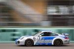 #83 BGB Motorsports Porsche 997: David Empringham, John Farano