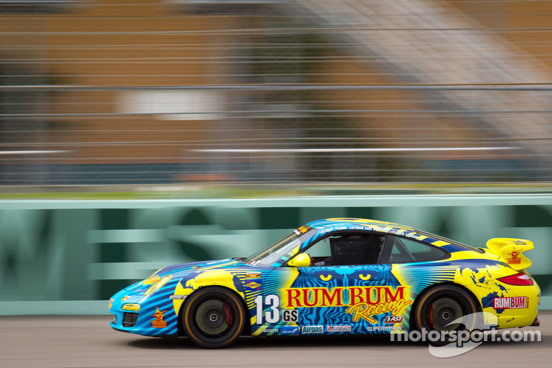 #13 Rum Bum Racing Porsche Carrera: Nick Longhi, Matt Plumb