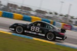 #88 Ranger Sports Racing Porsche 997: Barry Ellis, Frank Rossi, Fraser Wellon