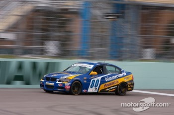 #80 BimmerWorld Racing BMW 328i: John Capestro-Dubets, James Clay