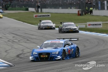 Filipe Albuquerque, Audi Sport Team Rosberg, Audi A5 DTM