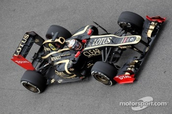 Jerome d'Ambrosio, Lotus Renault F1 Team