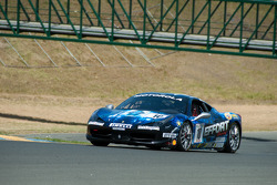 #10 Ferrari of Houston 458CS: Chuck Toups