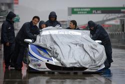 #32 Nakajima Racing Honda HSV-010 GT