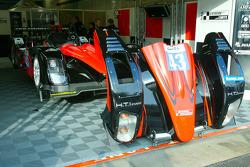 #43 Extrême Limite ARIC Norma M200P-Judd: Philippe Thirion, Philippe Haezebrouck