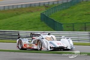 #2 Audi Sport Team Joest Audi R18 e-tron quattro: Allan McNish, Tom Kristensen, Dindo Capello