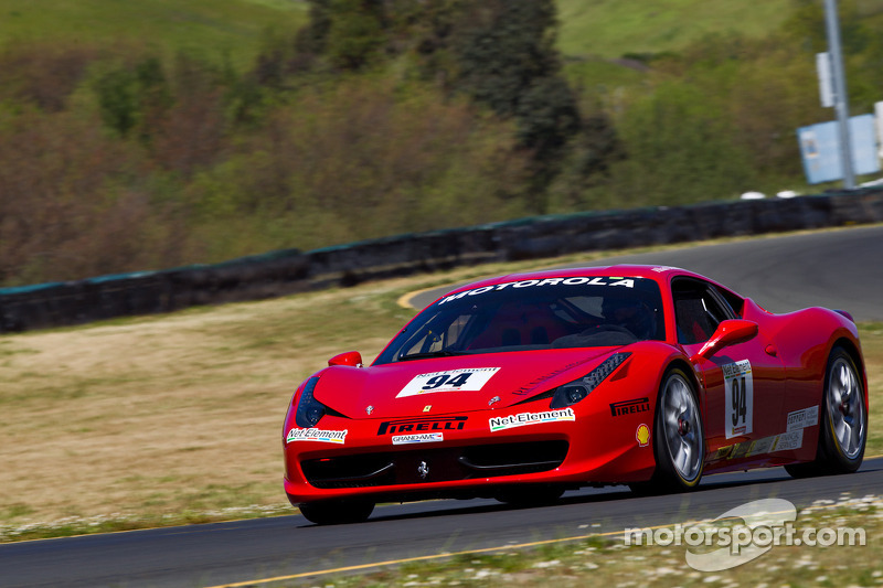 #94 Ferrari of Tampa Bay 458CS: Allan Marshall