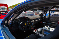 Ferrari 458 Challenge Cockpit