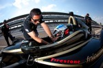 Jean Alesi, FP Journe  Fan Force United Lotus