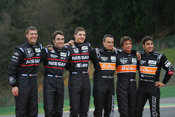 Jordan Tresson, Franck Mailleux, Olivier Lombard, Pierre Ragues, Nelson Panciatici, Roman Rusinov