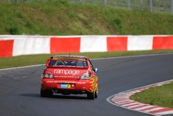 #117 SR Motorsport-Rampage Subaru Impreza: Martin Bailey, Mike Reedy, Ross Lilly