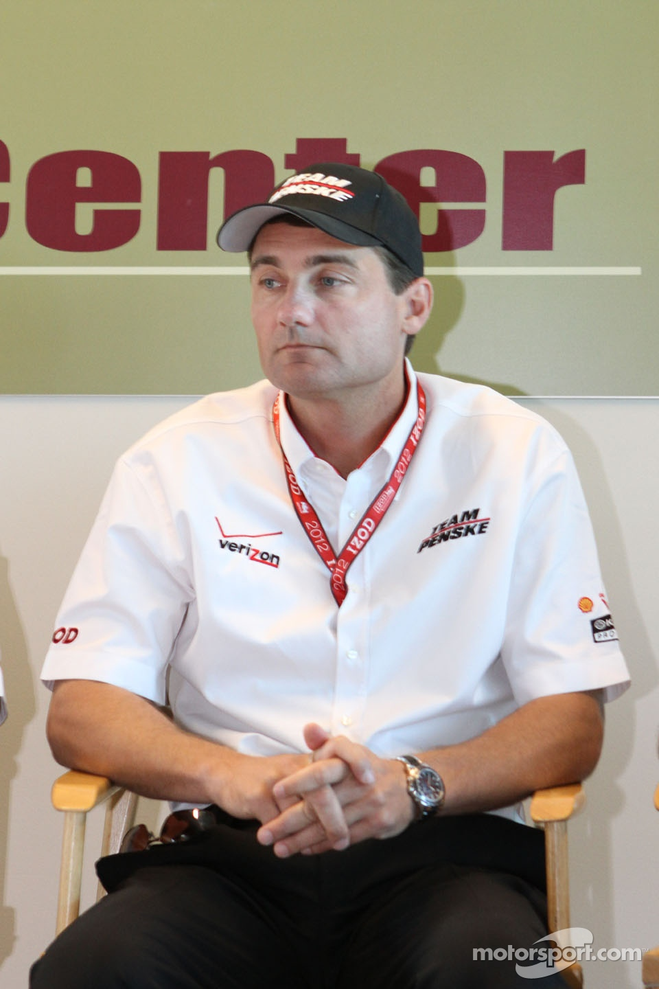Tim Cedric, Team Penske Racing