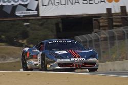 #2 Ferrari of Ft. Lauderdale Ferrari 458 Challenge: Alex Popow