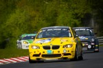 #71 BMW M3 GT4: Henry Walkenhorst, Ralf Oeverhaus