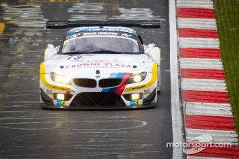 #19 BMW Team Schubert BMW Z4 GT3: Jrg Mller, Dirk Mller, Uwe Alzen, Dirk Adorf