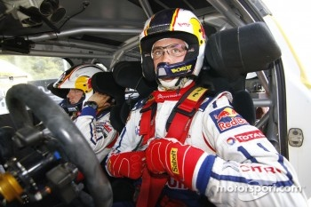 Thierry Neuville, Citron Junior World Rally Team
