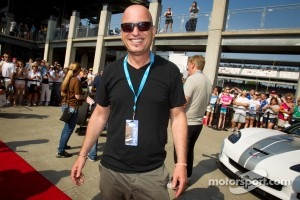 Howie Mandell at the red carpet