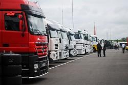 Transporter lineup