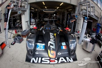 #26 Signatech Nissan Oreca 03 Nissan