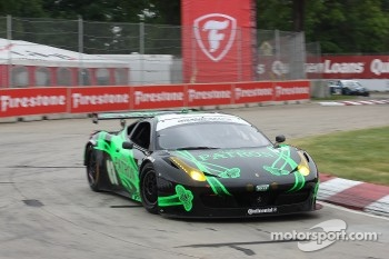 #03 Extremem Speed Motorsports Ferrari 458: Guy Cosmo, Scott Sharp