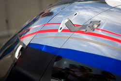 #8 Toyota Racing Toyota TS 030 - Hybrid detail