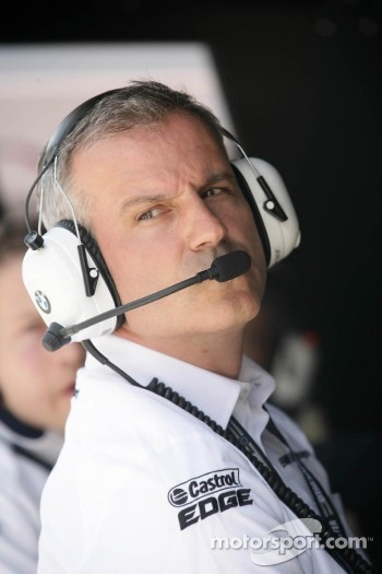 Jens Marquardt, BMW Motorsport Director