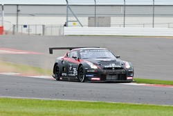 #35 GT Academy Team RJN Nissan GT-R GT3: Chris Ward, Jann Mardenborough, Alex Buncombe