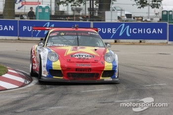 Lawson Aschenbach, Porsche 911 GT3 Cup