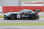 #66 Vita4One Racing Team BMW Z4 GT3: Greg Franchi, Frank Kechele, Adam Carroll