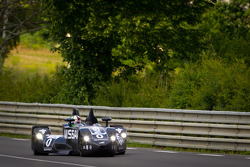 #0 Highcroft Racing Delta Wing Nissan: Marino Franchitti, Michael Krumm, Satoshi Motoyama