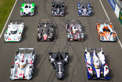 Cars group shot