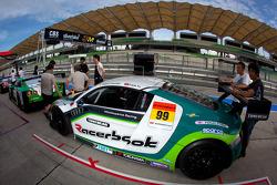 #99 Hitotsuyama Racing Audi R8 LMS