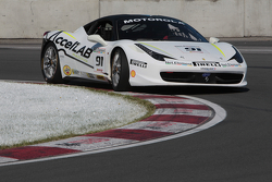 Guy Leclerc Ferrari of Ft Lauderdale 458CS
