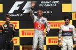 Romain Grosjean, Lotus F1 Team, Lewis Hamilton, McLaren Mercedes Mercedes and Sergio Perez, Sauber F1 Team