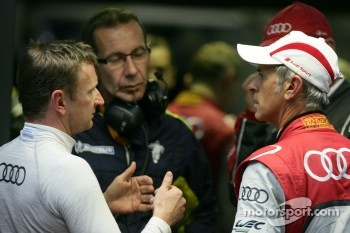 Allan McNish, Rinaldo Capello