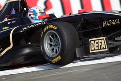 Aaro Vainio, Lotus GP