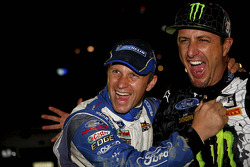 Petter Solberg and Ken Block