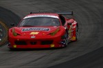 #56 AF - Waltrip RK Motors Ferrari 458: Rui Aguas, Robert Kauffman