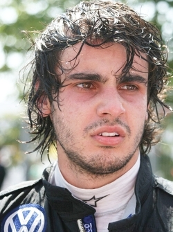 Pietro Fantin after winning